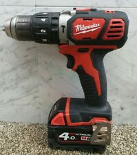 Milwaukee M18BPD-0 18V Compact Percussion Drill + 4ah battery