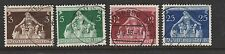 1936 GERMANY Symbolicals of municipalities SET Sc#473/6