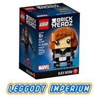 LEGO Marvel Brickheadz - Black Widow - Avengers New + Sealed 41591 - FREE POST