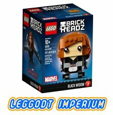 LEGO Marvel Brickheadz - Black Widow - Avengers New + Sealed 41591 - FREE POST
