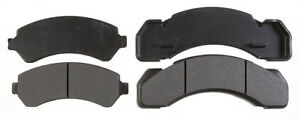 Disc Brake Pad Set-Element3 Metallic Front,Rear Raybestos PGD184M
