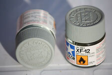 Tamiya Peinture Pot 10ml XF12 J.N. Grey