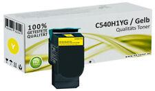 Toner NonOem para Lexmark c540 c540n c543dn c544dn c544dtn c544dw c544n C540H1YG