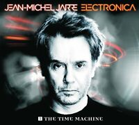 Jean-Michel Jarre - Electronica 1: The Time Machine (2015)  CD  NEW  SPEEDYPOST