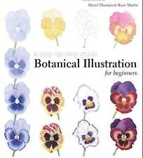 Botanical Illustration for Beginners: A Step-by-Step Guide by Pavilion Books (Hardback, 2015)