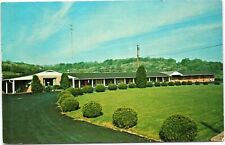 postcard Lisbon, Ohio - Capehart Motel