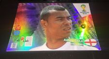 Panini Adrenalyn XL World Cup 2014 Ashley Cole Limited Edition UK VERSION RARE