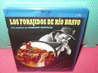 LOS FORAJIDOS DE RIO BRAVO - VAN CLEEF - BLU-RAY