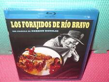 LOS FORAJIDOS DE RIO BRAVO - VAN CLEEF  - BLU-RAY