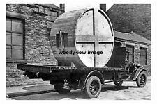 pt6667 - Bradford Boards & Cases Ltd Lorry & Tanning Drum - photo 6x4