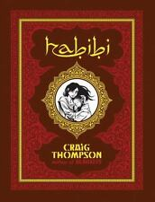 Habibi by Craig Thompson (2011, Hardcover) SEALED NEW