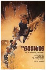 THE GOONIES - MOVIE POSTER - 24x36 CLIMBING CLASSIC 49124