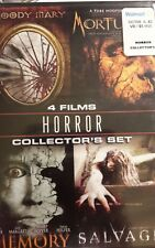 Horror Collector's Set DVD 4 Films Brand New Sealed