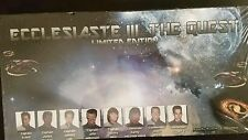 ECCLESIASTICAL III...THE QUEST LIMITED EDITION BOARD GAME NEW