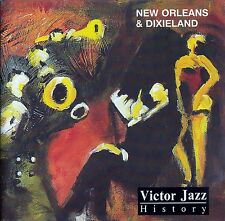 VICTOR JAZZ HISTORY VOL. 1 - NEW ORLEANS & DIXIELAND / CD - TOP-ZUSTAND