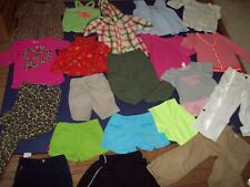 HuGe Lot Girl Clothes Size 4T Summer, Fall & Winter - Mix-N-Match Separates