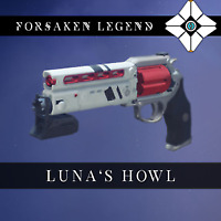 Destiny 2 | Forsaken - Luna´s Howl - Recov (100% Guaranteed)(XBOX) IN 4 DAYS