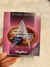 Star Trek The Next Generation Episode Season 4 Factory SEALED Box (36 packs)