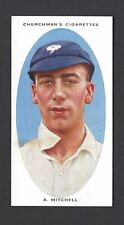 CHURCHMAN-CRICKETERS CRICKET-#33 MIDDLESEX ROBINS