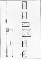 ROTO Centro 101 DK- Getriebe f.Balkontür R602N10   Gr.1865 MV FFH 1800-2000 mm