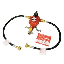 TPA Automatic Changeover with OPSO LPG Gas Regulator Kit ROI