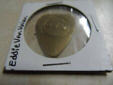 EDDIE VAN HALEN gold Guitar Pick