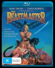 The Beastmaster - Tanya Roberts - Blu Ray - Region B - NEW & SEALED