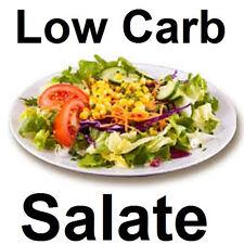 ❤️❤️❤100 Low Carb Salatrezepte, einfache Rezepte für Salate ohne Kohlenhydrate❤️