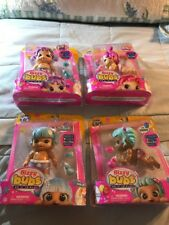 Little Live Pets Bizzy Bubs All 4 Baby Dolls Poppy Polly Snowbeam Primmy Crawls