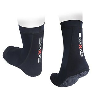 Maxx® MMA Grip Training Fight Socks Boxing Foot Braces Ankle Shoes Guard Black g