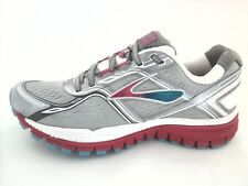 f67301a8b52 Brooks GHOST 8 Womens Gray Pink Blue Sneakers Running Shoes New US 6 N