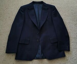 "Austin Reed amazing pure new wool blazer jacket size 104 cm's / 41"" fully lined"