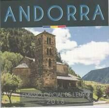 Andorra BU set 2018 / 1 cent - 2 euro KMS