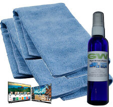 NEW! GW DELUXE MAGIC SCREEN CLEANER KIT FOR SAMSUNG SONY 4K HD TV