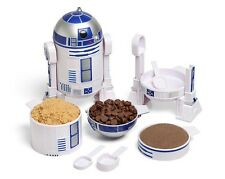 STAR WARS R2D2 R2-D2 MEASURING CUP SPOON SET KITCHEN BAKING LUCASFILMS LICENSED