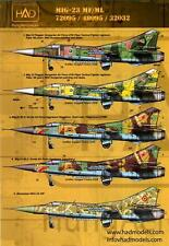 Hungarian Aero Decals 1/32 MIKOYAN MiG-23 MF/ML Fighter