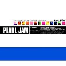 Last Kiss [Single] by Pearl Jam (CD, Jun-1999, Sony Music Distribution -AUST.