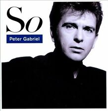 So by Peter Gabriel [25th Anniversary Deluxe Edition (3 CD's, 2012) *New*