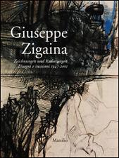 GIUSEPPE ZIGAINA DISEGNI 1947-2001 aa.vv MARSILIO EDITORI