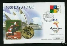 Special Issue 2000 Olympic 5 Dollar PNC Sydney Scarce