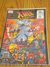 DF Marvel X-Men Forever Alpha Signed Claremont
