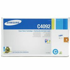 Original Samsung Toner c4092 clt-c4092s pour clp-310 clx3170 Neuf B