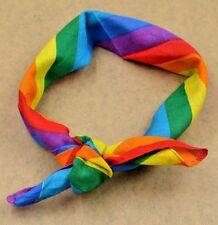 LGBT Pride : Rainbow Bandana Headband High Quality
