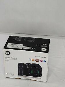 GE X400 Black 14MP Digital Camera Brand New
