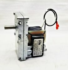 Harman Pellet Stove Auger Feed Motor 3-20-60906, 4 RPM CW Accentra Insert - 1 Yr