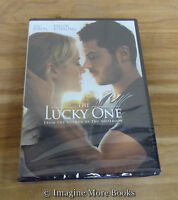 The Lucky One ~ Nicholas Sparks NEW/SEALED DVD