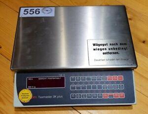 Brief / Packetwage Hasler Taxmaster 3K plus