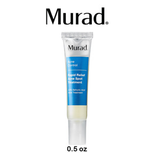 MURAD Rapid Relief Acne Spot Treatment Face Serum, Authentic Free Ship (0.5 oz)