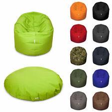 2 Varianten in 1 Sitzsack Sitzkissen Bean Bag Gamer Kissen Sessel NEU