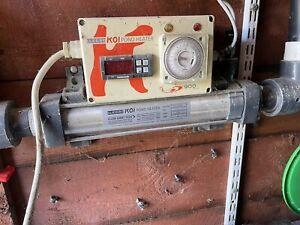 Electro Koi Pond / Pool Heater 900 Series